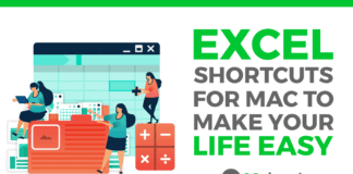 Excel Shortcuts for Mac to Make Your Life Easy