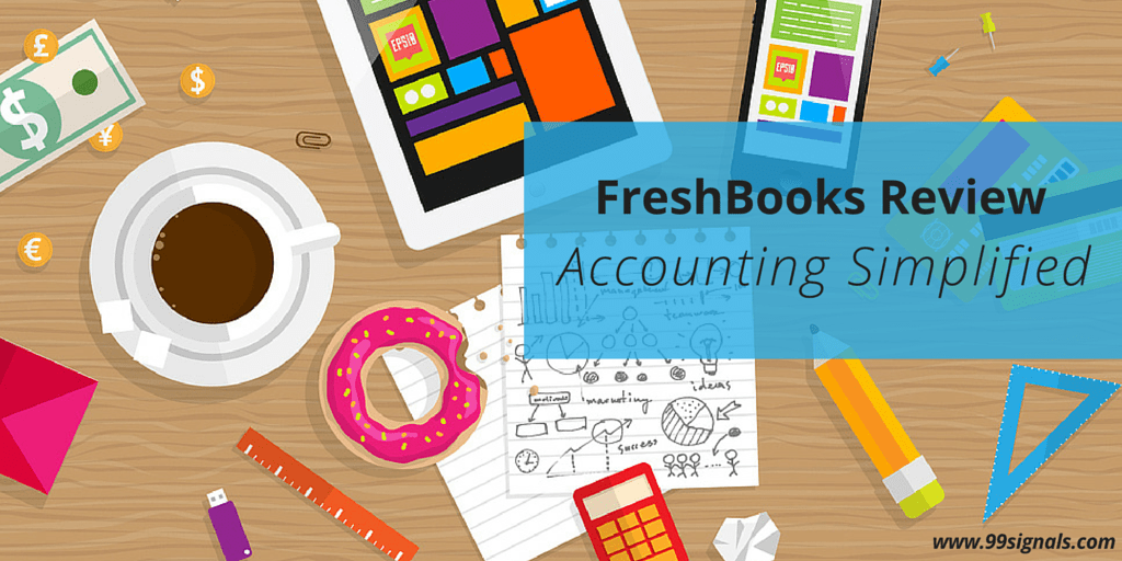 The New  Freshbooks Accounting Software