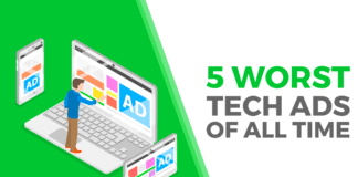 5 Worst Tech Ads of All Time