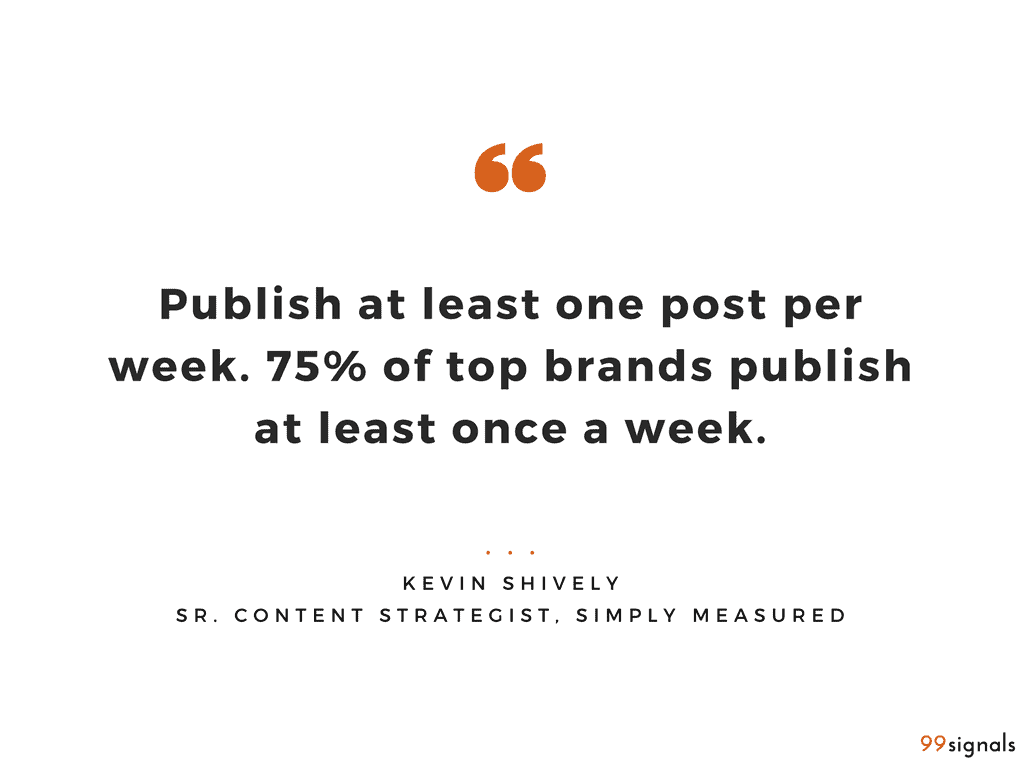 Kevin Shively Quote - How to Get More Followers on Instagram