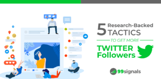 5 Research-Backed Tactics to Get More Twitter Followers