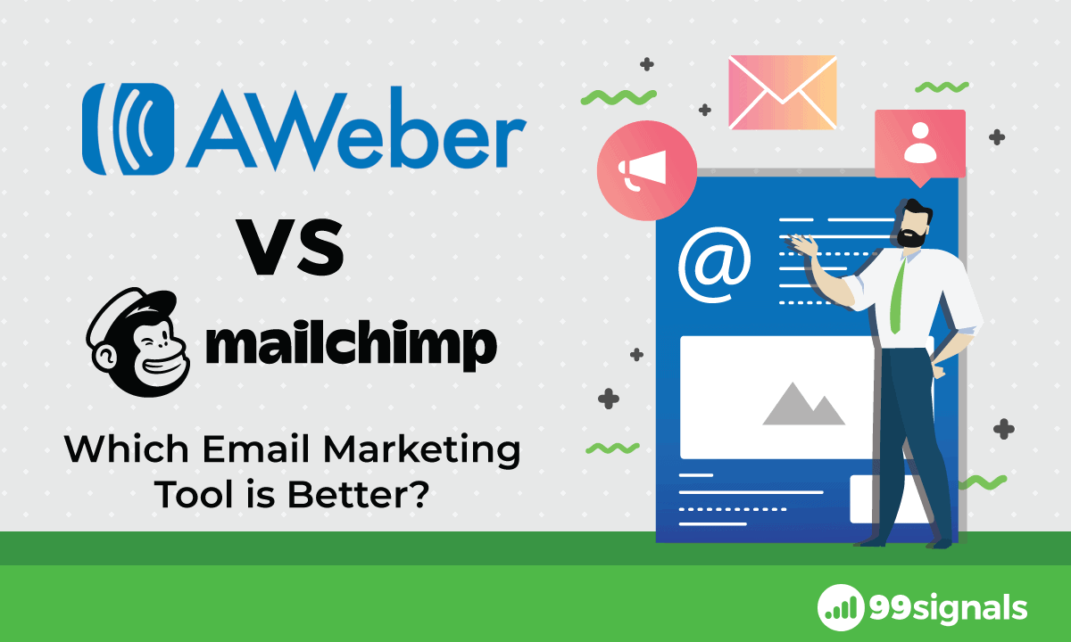 AWeber vs Mailchimp: Which Email Marketing Tool is Better?