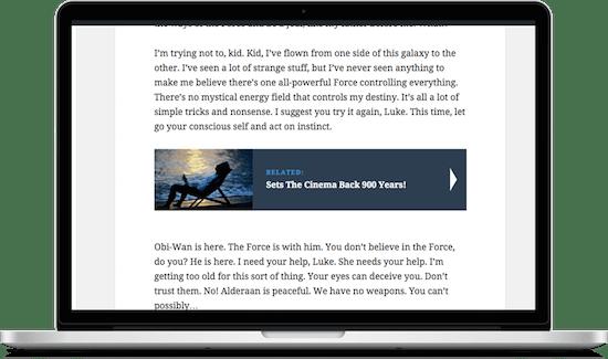 Inline Related Posts Plugin - Must Have WordPress Plugins