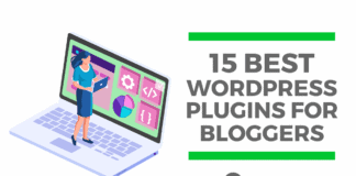 15 Best WordPress Plugins for Bloggers