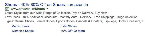 PPC Headlines - Amazon PPC ads