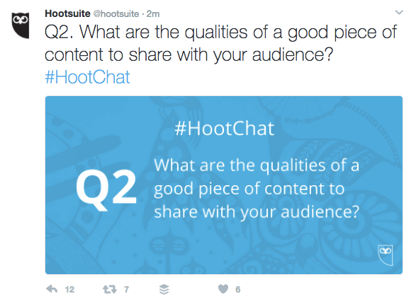 25 Best Twitter Chats for Marketers - #HootChat