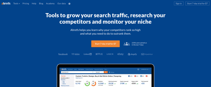 Not known Incorrect Statements About Semrush Vs Ahrefs