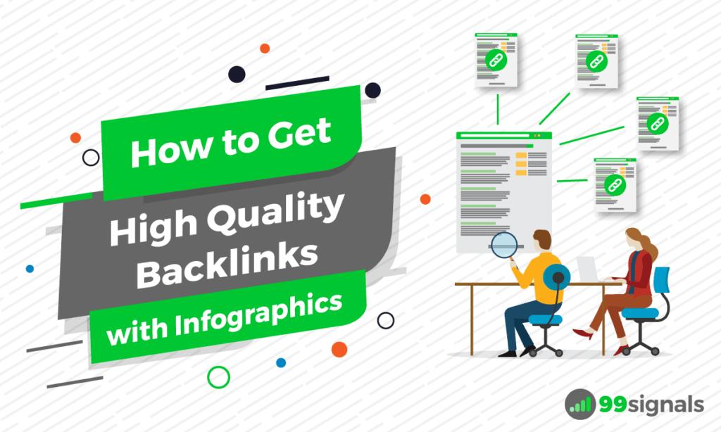 Come ottenere backlink di alta qualità con infografica (e aumentare il tuo SEO)