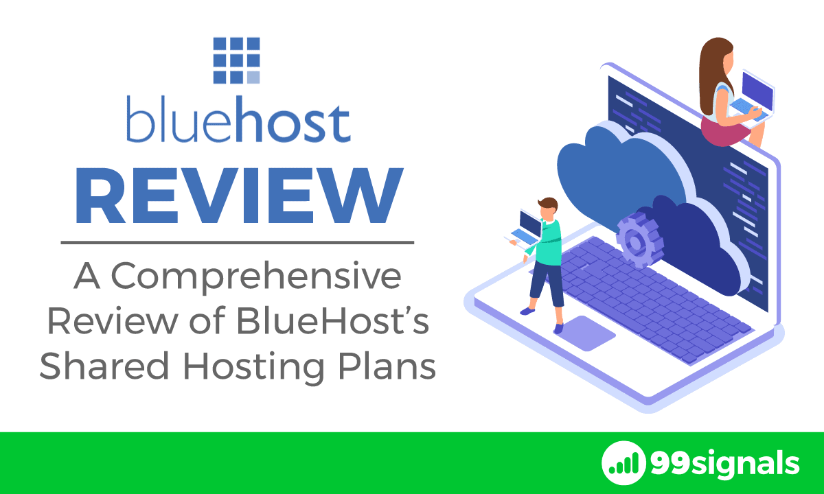 BlueHost Review: A Review of BlueHost's Shared Hosting Plans