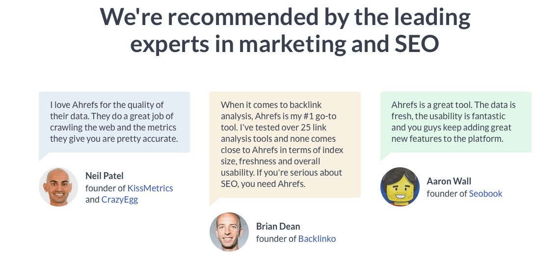 Ahrefs Reviews - Reviews by SEO experts