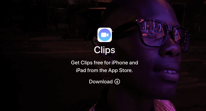 Clips by Apple - Clips is an iOS app for making and sharing fun social videos.
