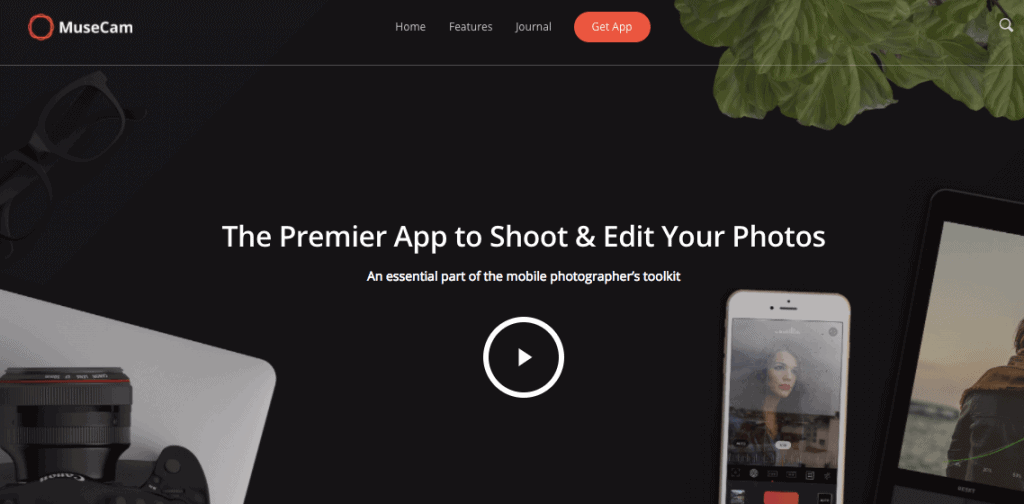 MuseCam for iPhone - iPhone Apps for Marketing Professionals