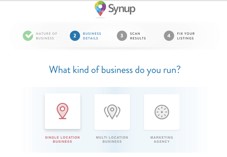 Synup - Local SEO Tools