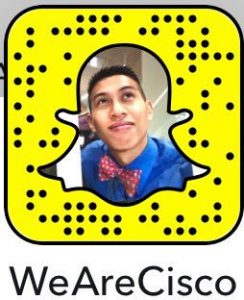 Cisco on Snapchat