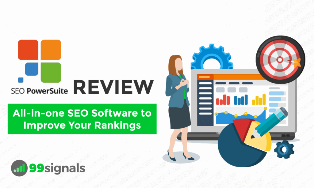 SEO PowerSuite Review by 99signals