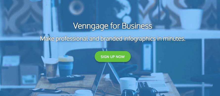 Venngage Infographics - Business Plan