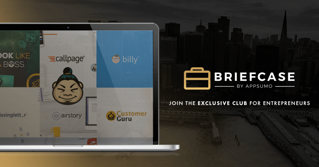 Briefcase Review: What is Briefcase by AppSumo?