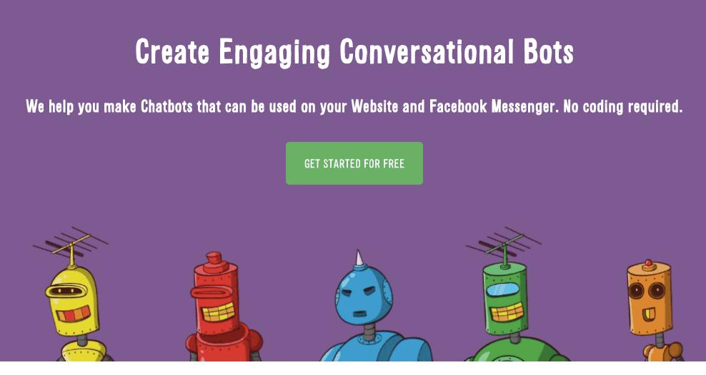 Chatbot TARS - Strumenti per il blog