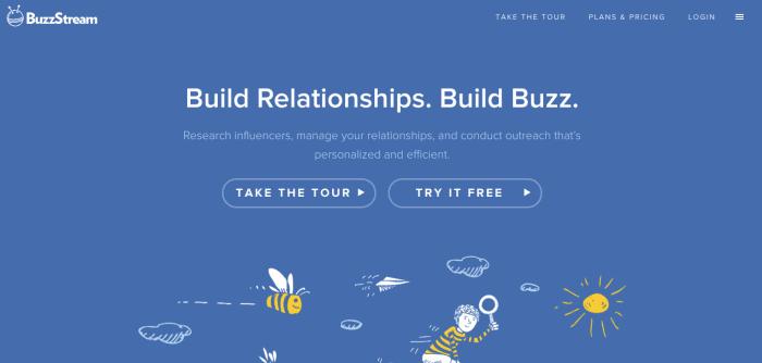 BuzzStream Outreach Tool