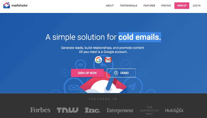 Mailshake Outreach