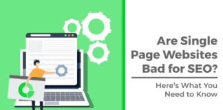 Are Single Page Websites Bad for SEO? Here's What You Need to Know