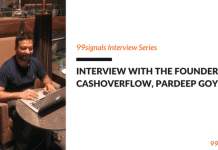 Pardeep Goyal Interview for 99signals