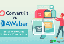 ConvertKit vs AWeber: Email Marketing Software Comparison