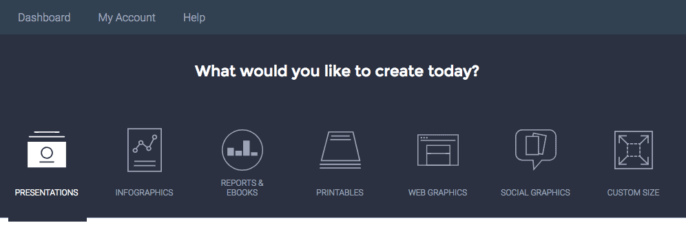 Creating Graphics on Visme