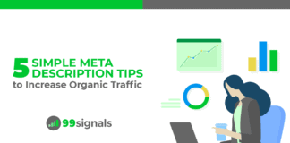 5 Simple Meta Description Tips to Increase Organic Traffic