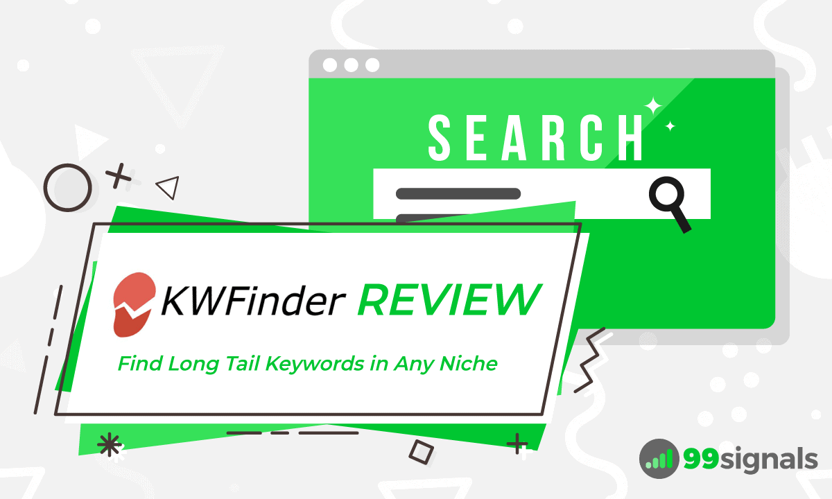 KWFinder Review: Find Long Tail Keywords in Any Niche