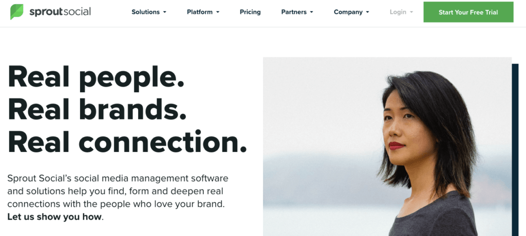 Sprout Social - SMM Tool
