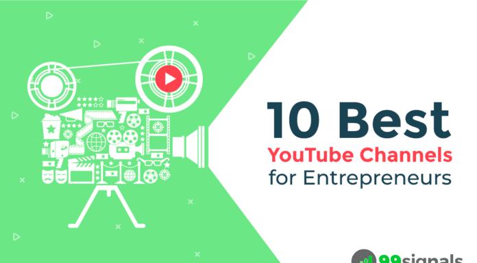10 Best YouTube Channels for Entrepreneurs