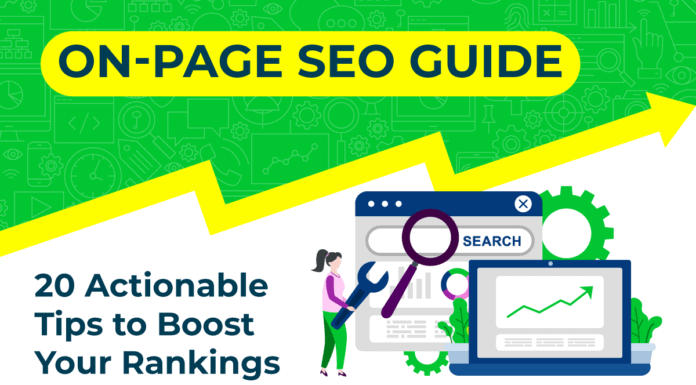 On-Page SEO Guide by 99signals