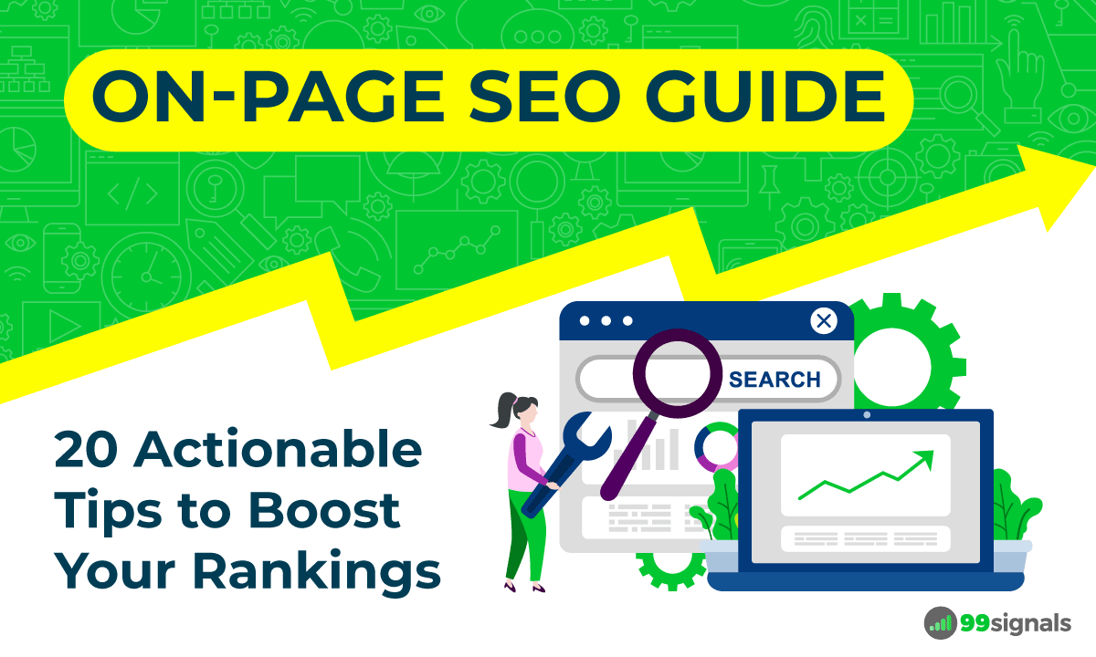 On-Page SEO Guide: 20 Actionable Tips to Boost Your Rankings (2020)