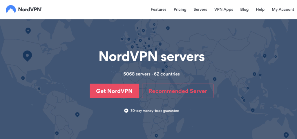 NordVPN WordPress