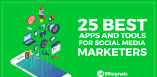 25 Best Apps and Tools for Social Media Marketers