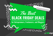 Black Friday Deals for Entrepreneurs 2019