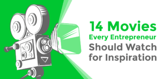 14 Movies Every Entrepreneur Should Watch for Inspiration