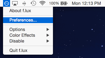 Flux per Mac