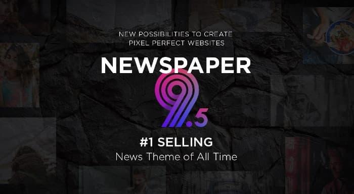 Newspaper 9.5 WP Theme