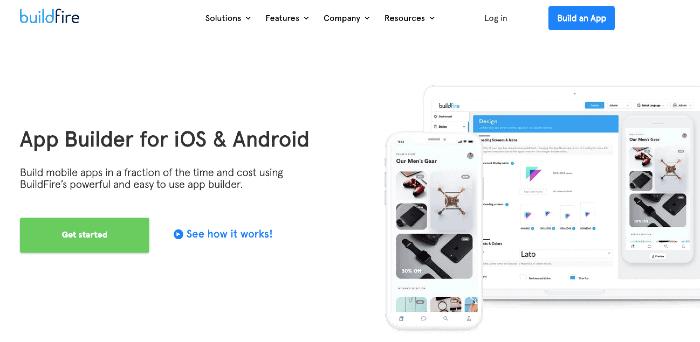 BuildFire[Mobile App Builder]