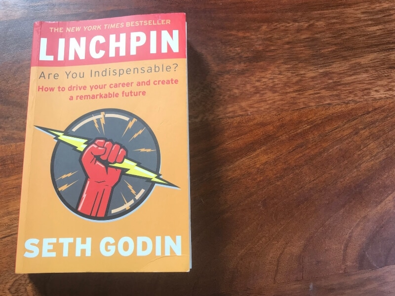 Linchpin by Seth Godin — Book Review