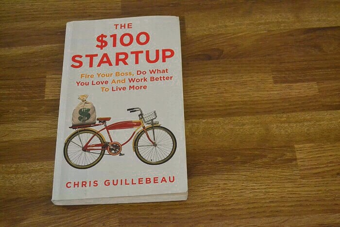 The $100 Startup byChris Guillebeau