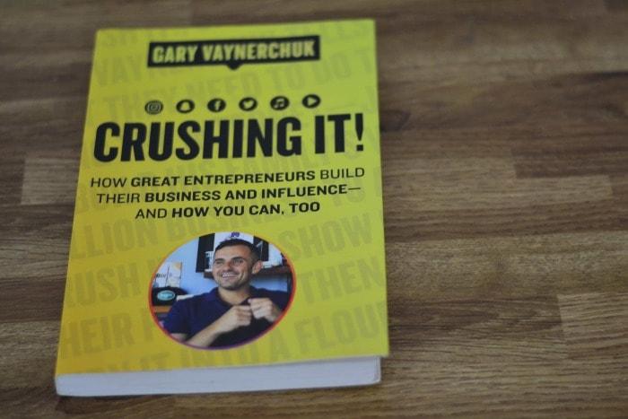 Crushing It by Gary Vee