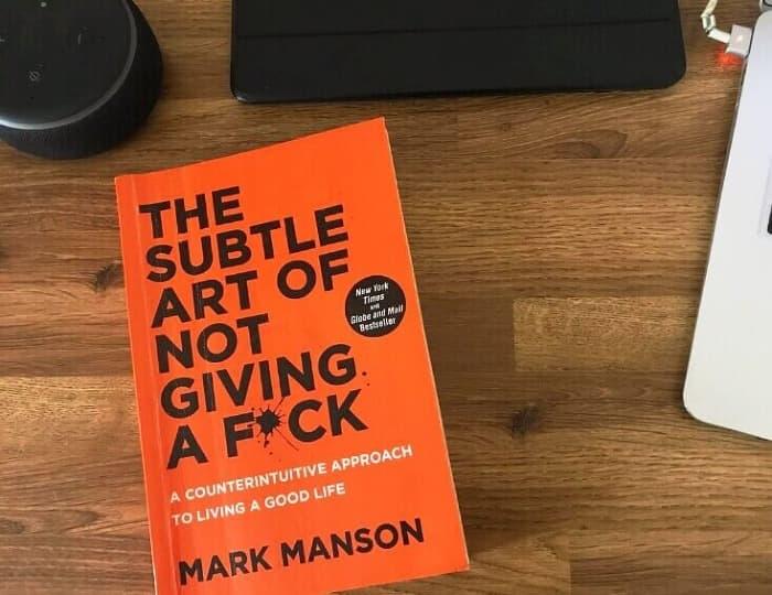 The Subtle Art by Mark Manson