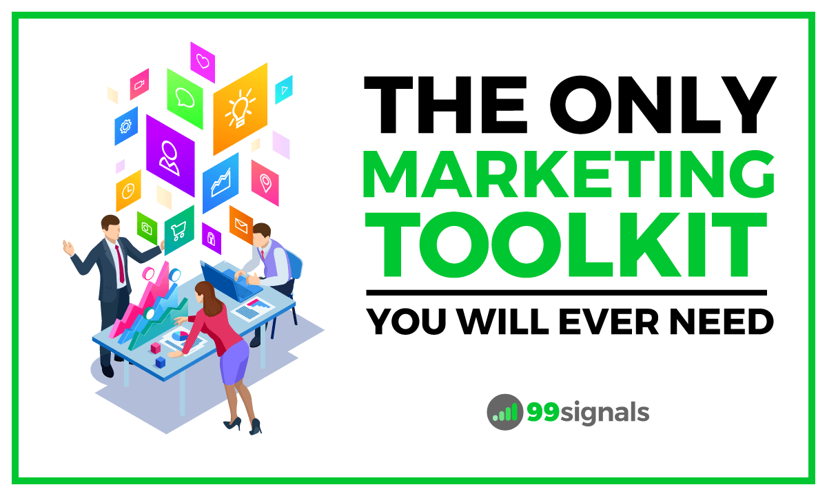 The Only Marketing Toolkit You Will Ever Need