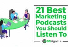 21 Best Marketing Podcasts You Should Listen To