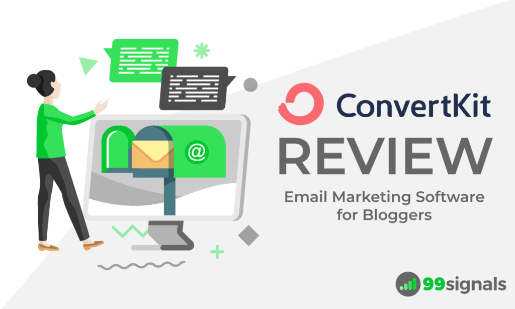 Personal Voucher Code Email Marketing Convertkit May 2020