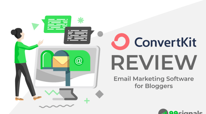 ConvertKit Review: Email Marketing Software for Bloggers