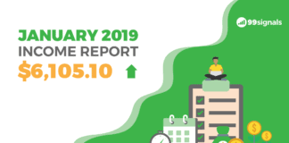 Jan 2019 Income Report - 99signals